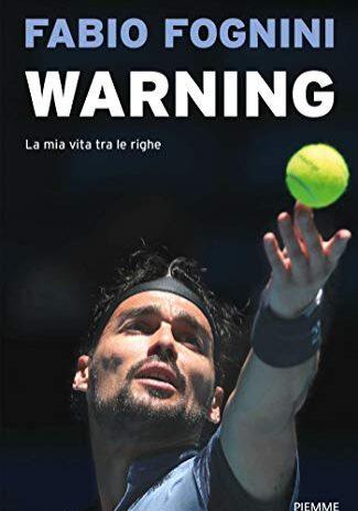 Fabio Fognini, warning