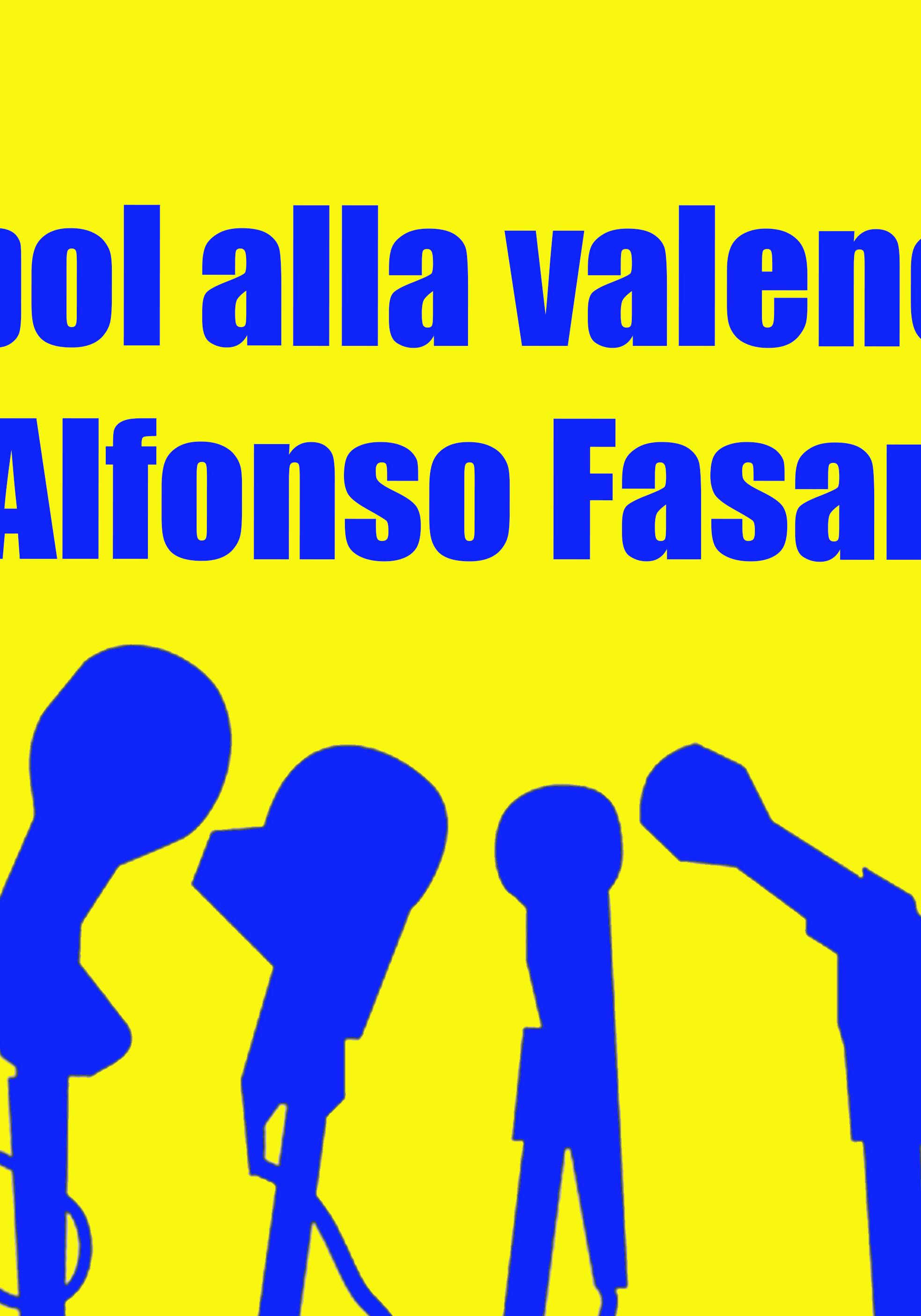 INTERVISTA ALFONSO FASANO